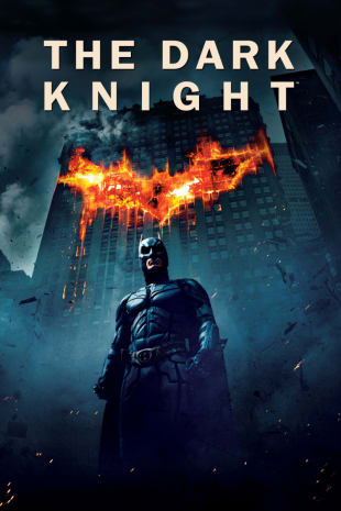movie poster for The Dark Knight