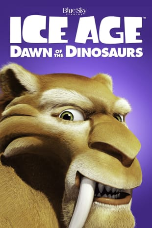 movie poster for Ice Age: Dawn Of The Dinosaurs