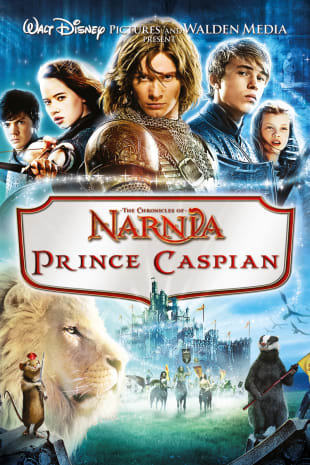 movie poster for Chronicles of Narnia: Prince Caspian