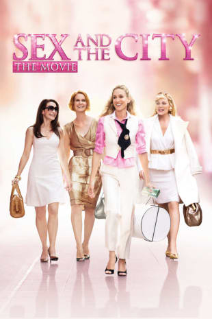 movie poster for Sex And The City