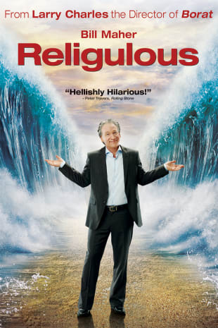 movie poster for Religulous