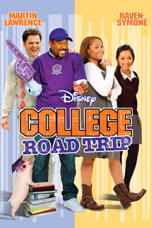 movie poster for College Road Trip