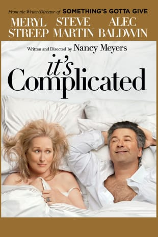 movie poster for It's Complicated