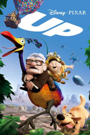 movie poster for Up