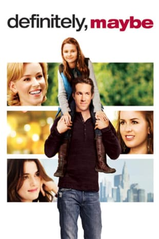 movie poster for Definitely, Maybe