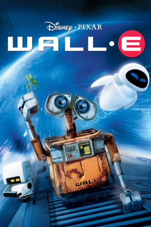 movie poster for WALL-E