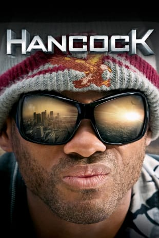 movie poster for Hancock