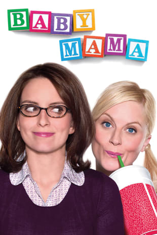 movie poster for Baby Mama