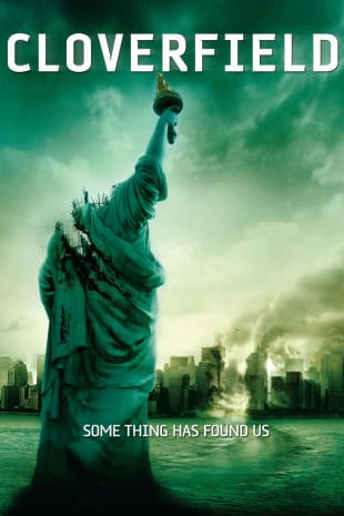 movie poster for Cloverfield