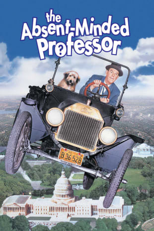movie poster for The Absent-Minded Professor