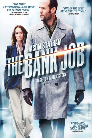 movie poster for The Bank Job