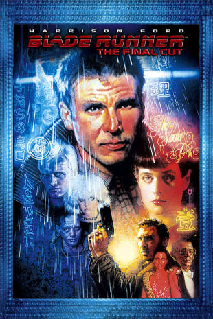 movie poster for Blade Runner: The Final Cut