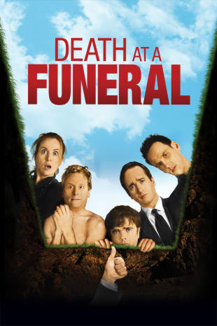 movie poster for Death At A Funeral (2007)