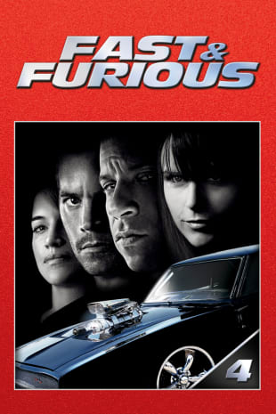 movie poster for Fast & Furious