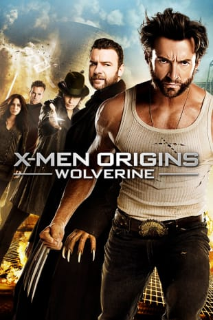 movie poster for X-Men Origins: Wolverine