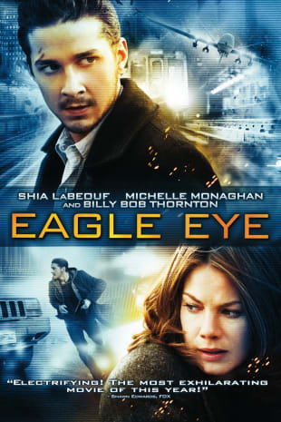 movie poster for Eagle Eye