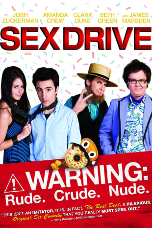 movie poster for Sex Drive