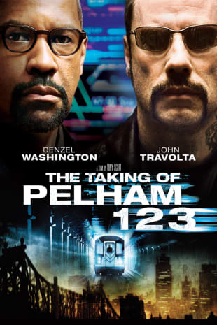 movie poster for The Taking Of Pelham 123