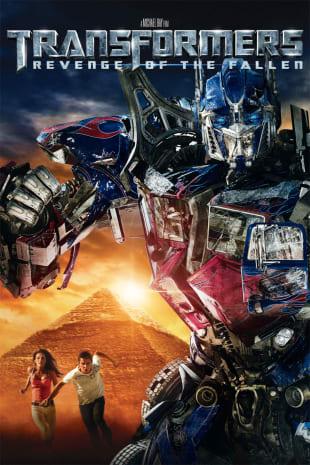 movie poster for Transformers: Revenge of the Fallen