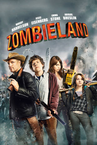 movie poster for Zombieland