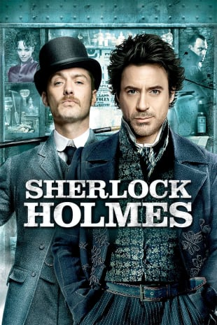 movie poster for Sherlock Holmes