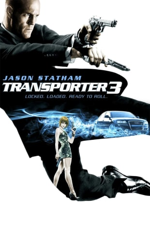 movie poster for Transporter 3