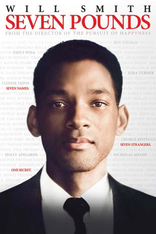 movie poster for Seven Pounds
