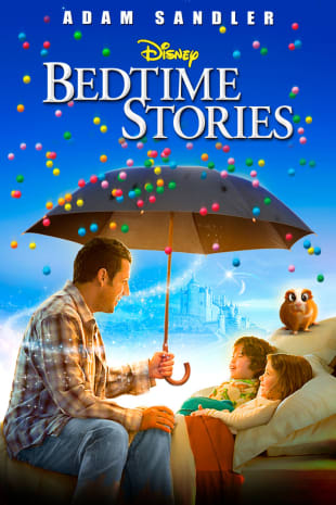 movie poster for Bedtime Stories