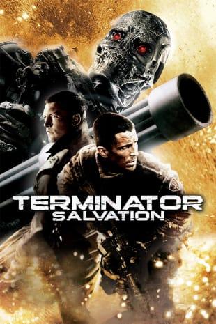 movie poster for Terminator Salvation