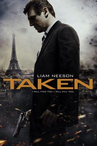 movie poster for Taken