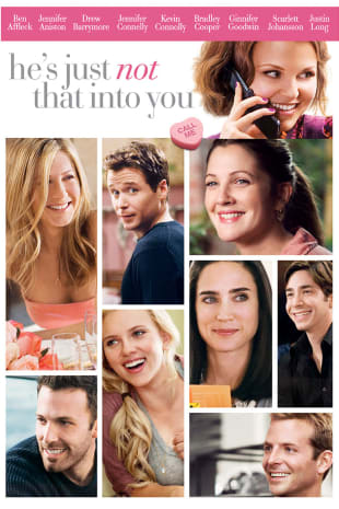 movie poster for He's Just Not That Into You