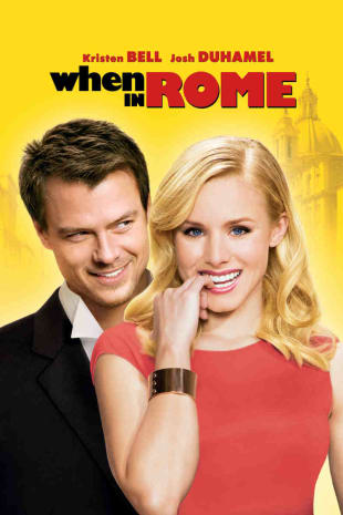 movie poster for When In Rome