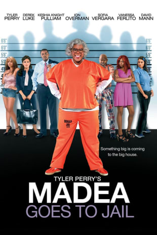 movie poster for Tyler Perry's Madea Goes To Jail