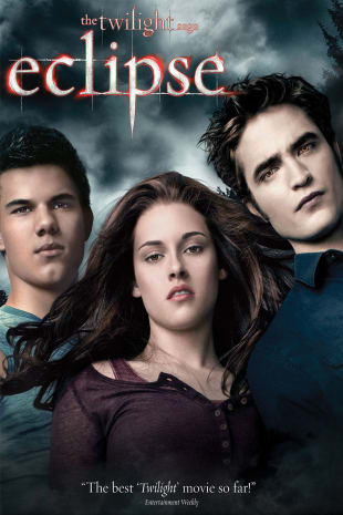 movie poster for The Twilight Saga: Eclipse (2010)