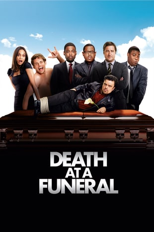 movie poster for Death At A Funeral