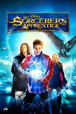 movie poster for The Sorcerer's Apprentice