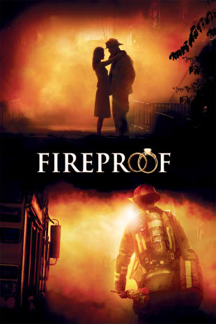 movie poster for Fireproof