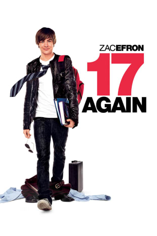 movie poster for 17 Again