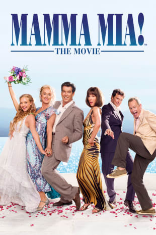 movie poster for Mamma Mia!