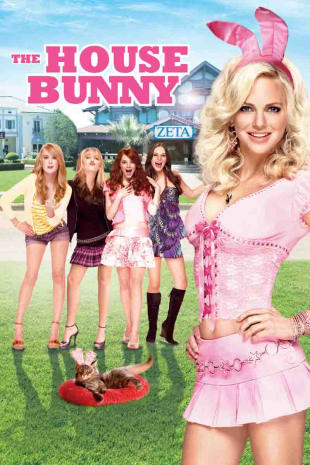 movie poster for The House Bunny