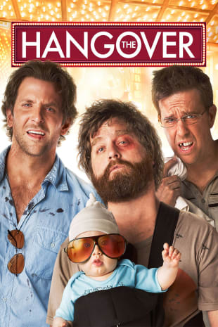 movie poster for The Hangover