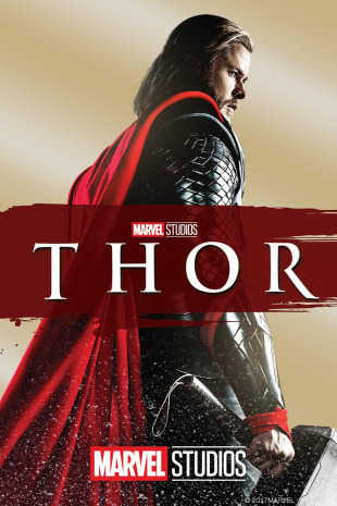 movie poster for Thor