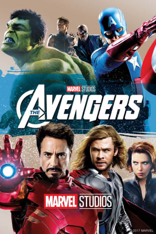 movie poster for Marvel's The Avengers