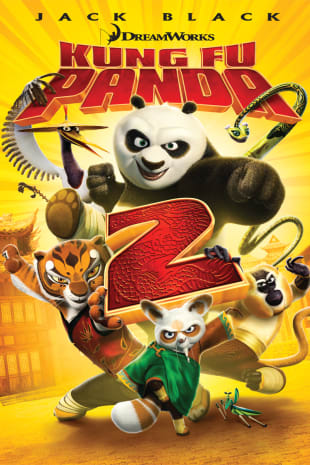 movie poster for Kung Fu Panda 2