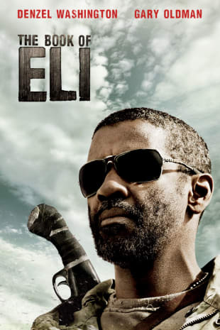 movie poster for The Book Of Eli