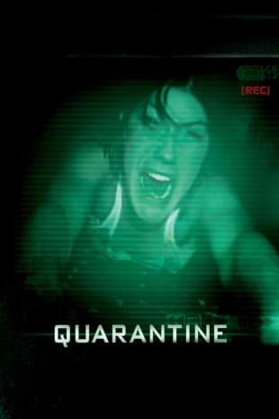 movie poster for Quarantine