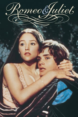 movie poster for Romeo And Juliet (1968)