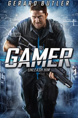 movie poster for Gamer (2009)