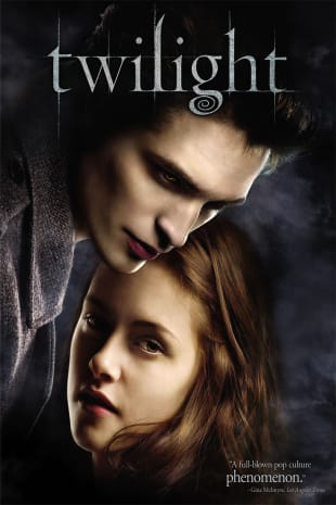 movie poster for Twilight