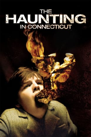 movie poster for The Haunting in Connecticut